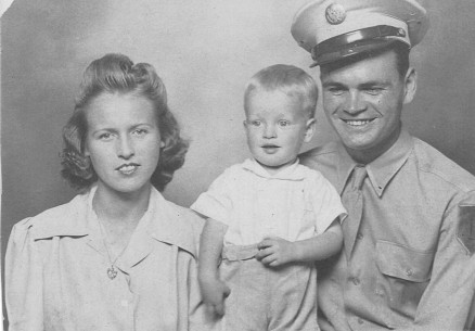 Paul Gibson family